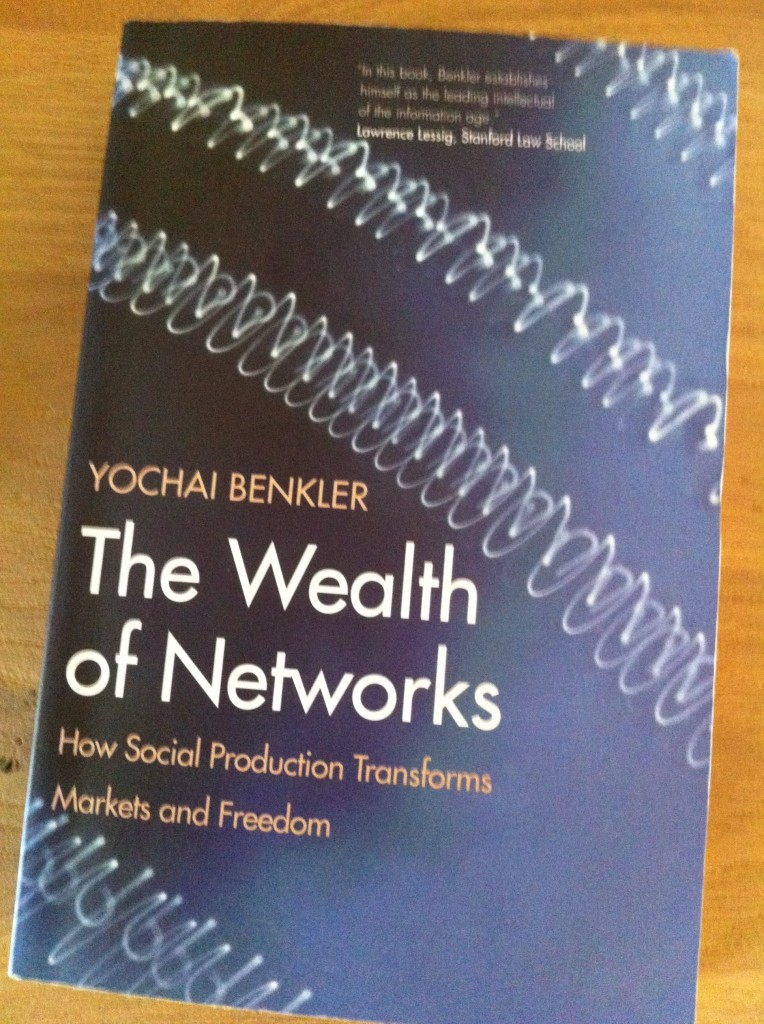 Benkler - The Wealth of Networks